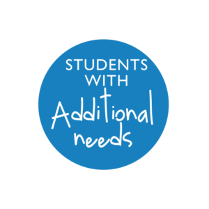 mdc - additional needs link and icon